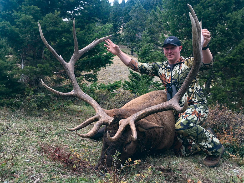 Hammer 'Em Outfitters Montana Hunting Elk and Deer 1