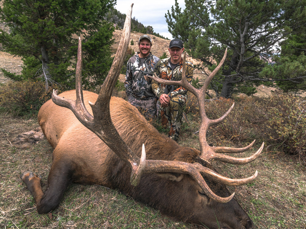 Hammer 'Em Outfitters Montana Hunting Elk and Deer 2