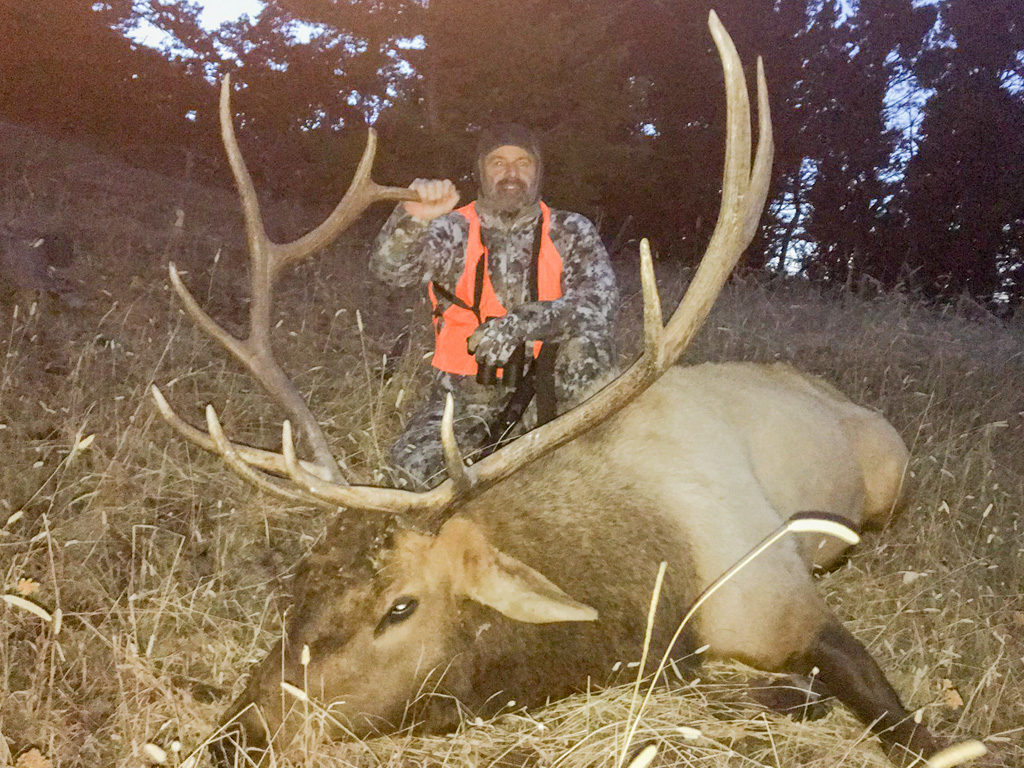 Hammer 'Em Outfitters Montana Hunting Elk and Deer 2017
