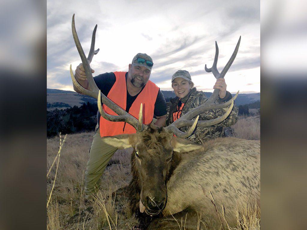 Hammer 'Em Outfitters Montana Hunting - 2018 Elk