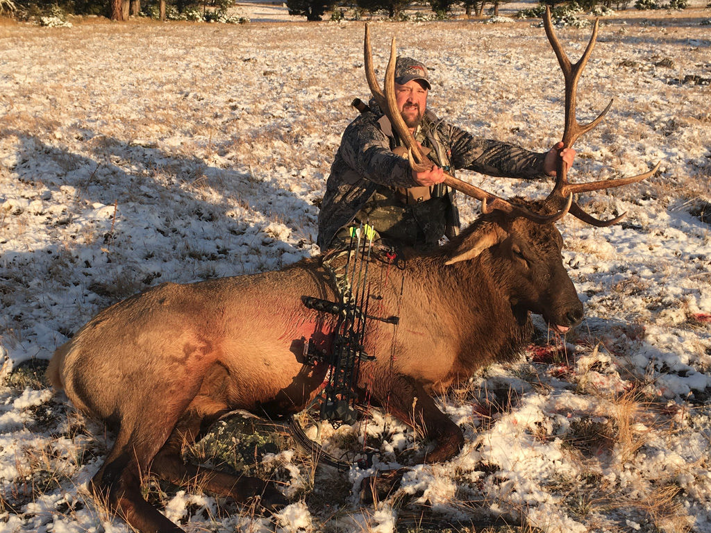 Hammer 'Em Outfitters Montana Hunting - 2018 Elk 28