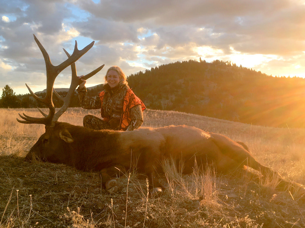 Hammer 'Em Outfitters Montana Hunting - 2018 Elk 30
