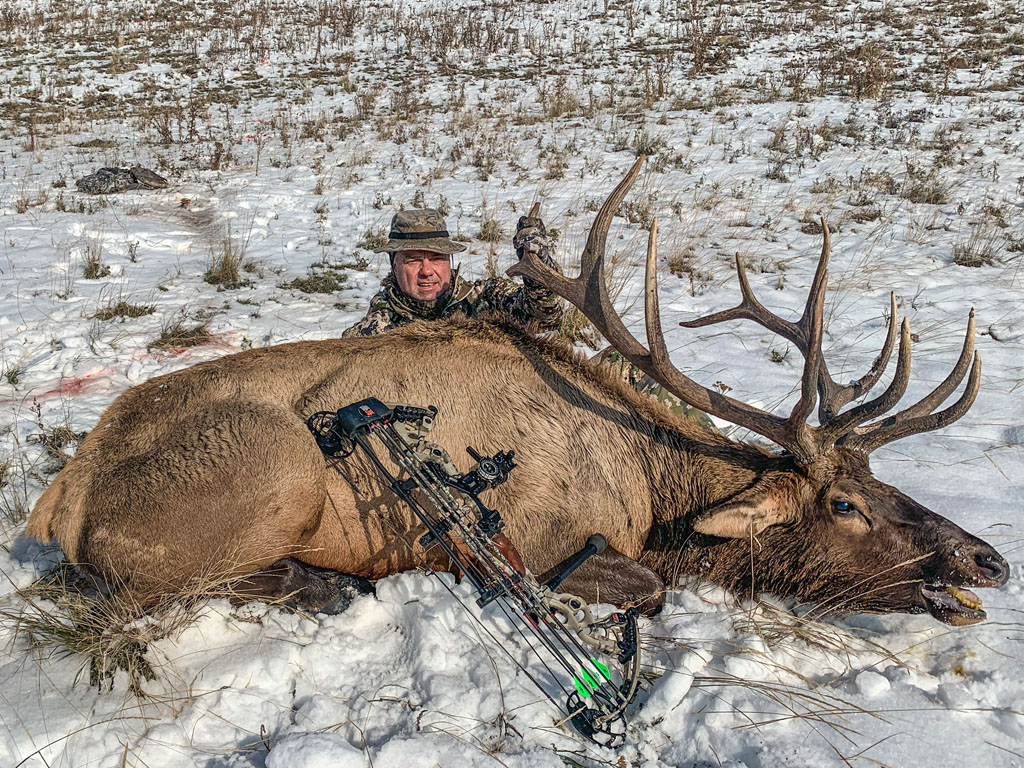 Hammer 'Em Outfitters Montana Hunting - 2019 Elk 11
