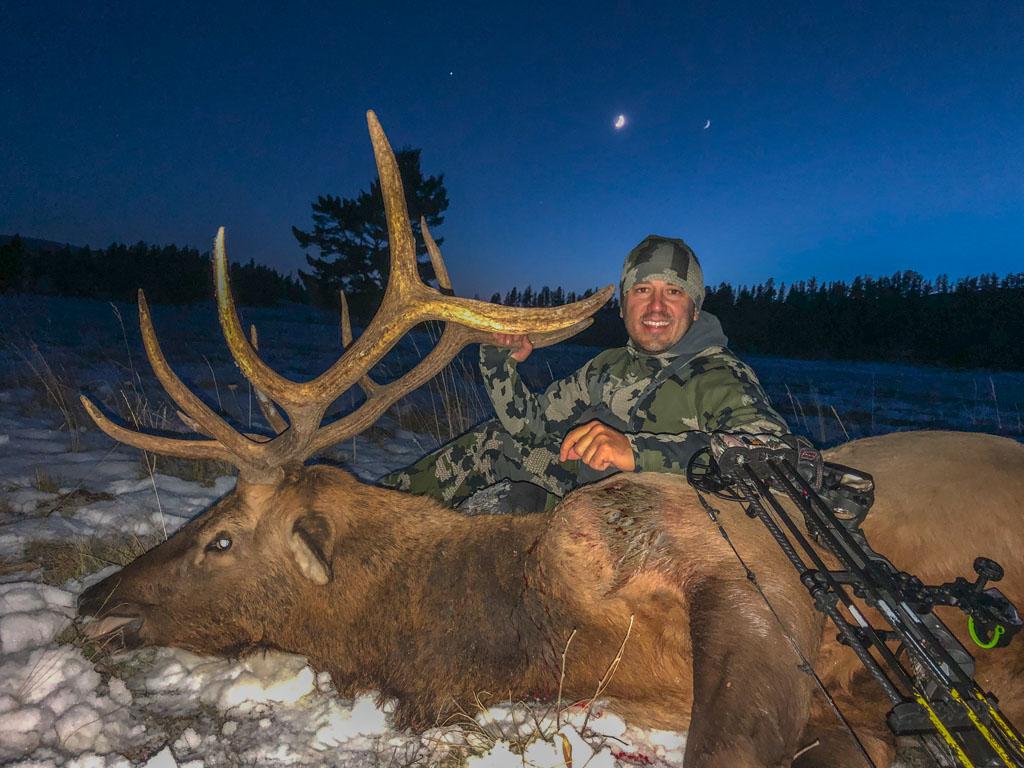 Hammer 'Em Outfitters Montana Hunting - 2019 Elk 12