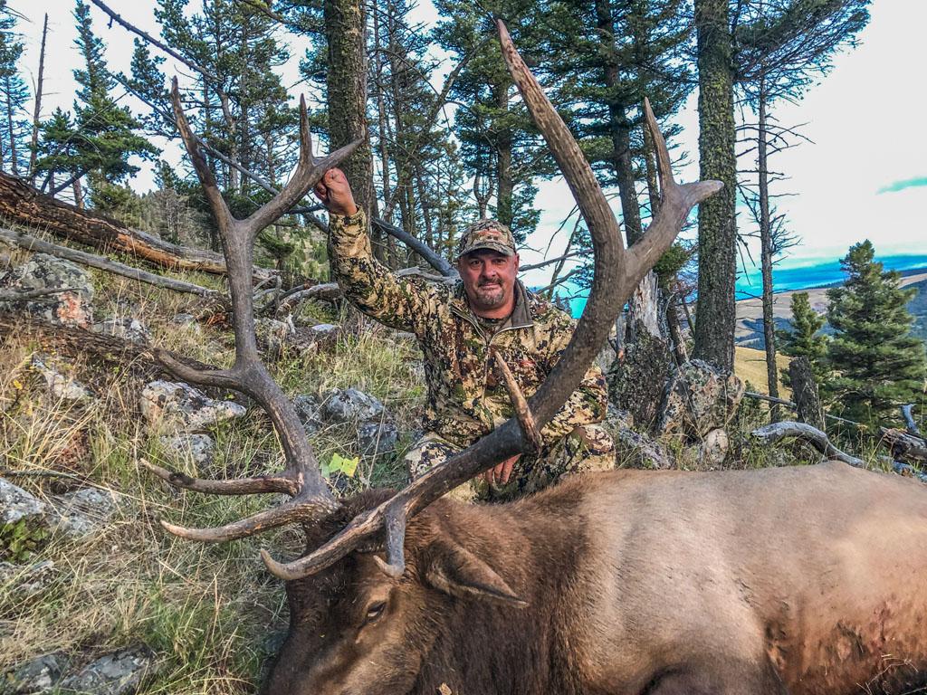 Hammer 'Em Outfitters Montana Hunting - 2019 Elk 6