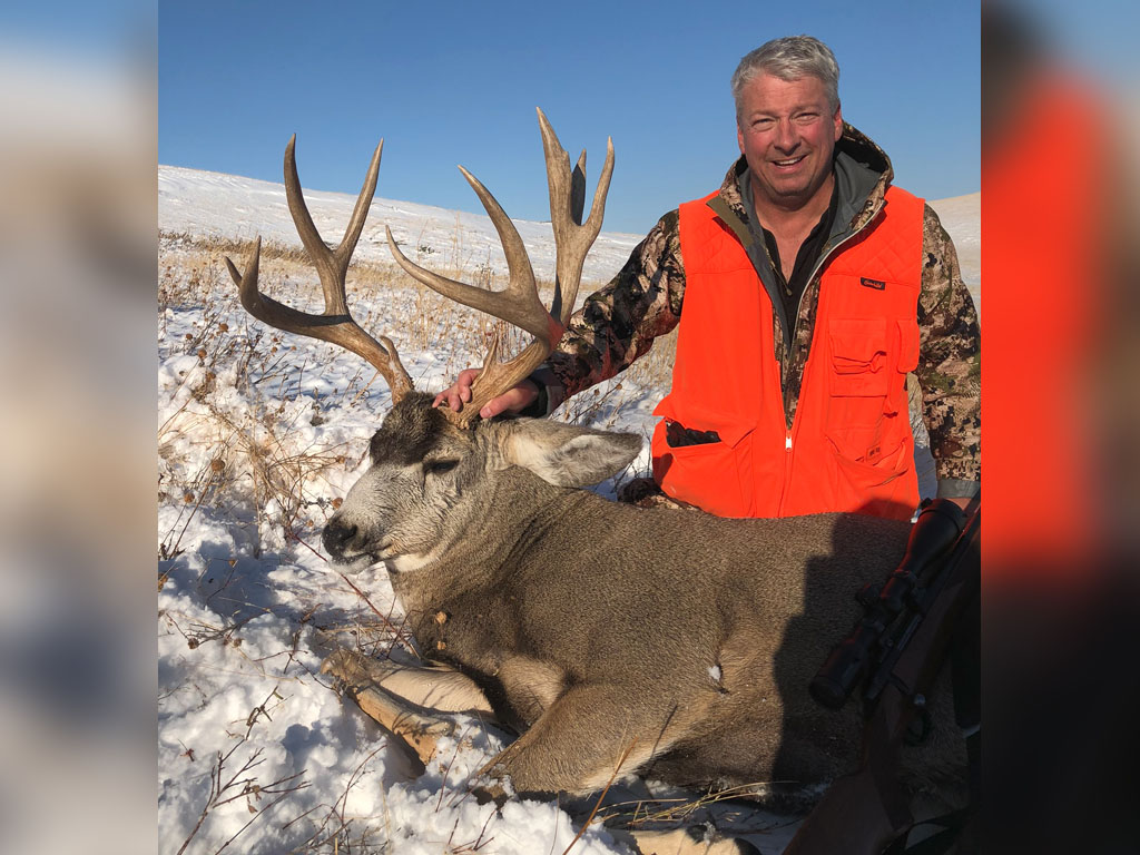 Hammer 'Em Outfitters Montana Hunting - 2020 Deer 3