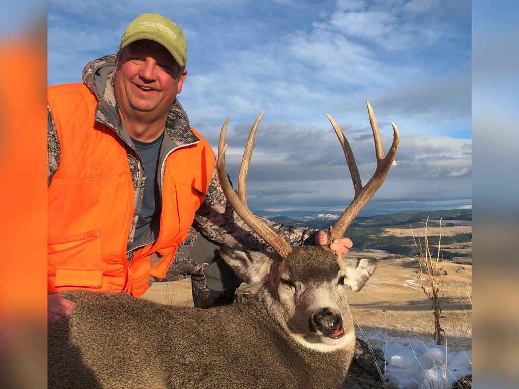 Hammer 'Em Outfitters Montana Hunting - 2020 Deer 4