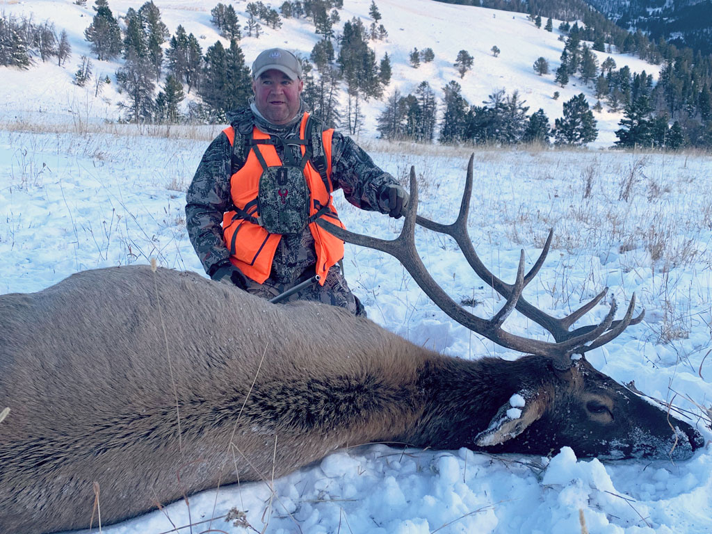 Hammer 'Em Outfitters Montana Hunting - 2020 Elk 3