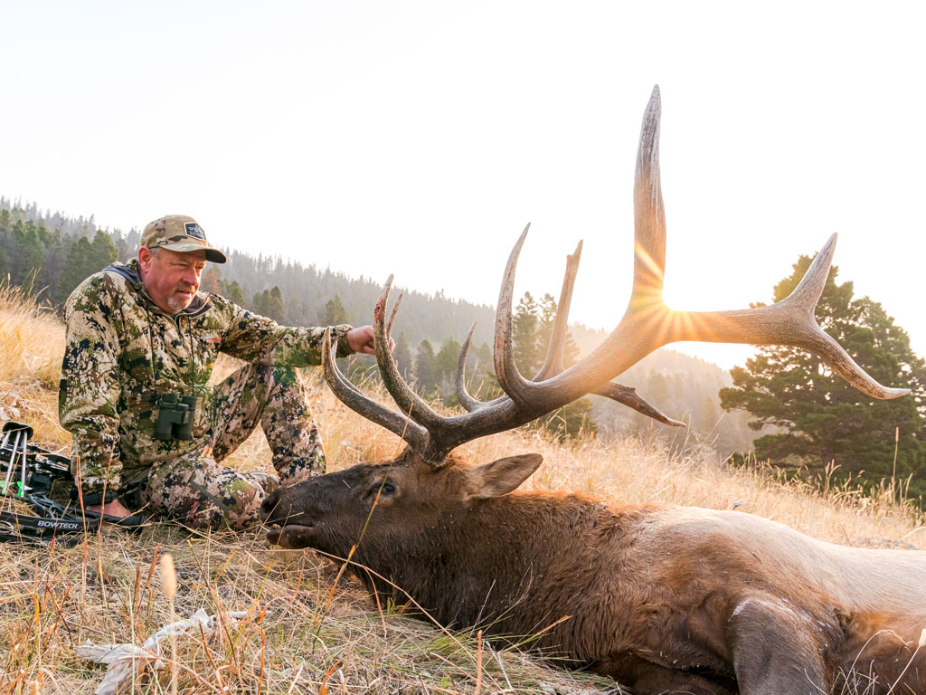 Hammer 'Em Outfitters Montana Hunting - 2020 Elk 8