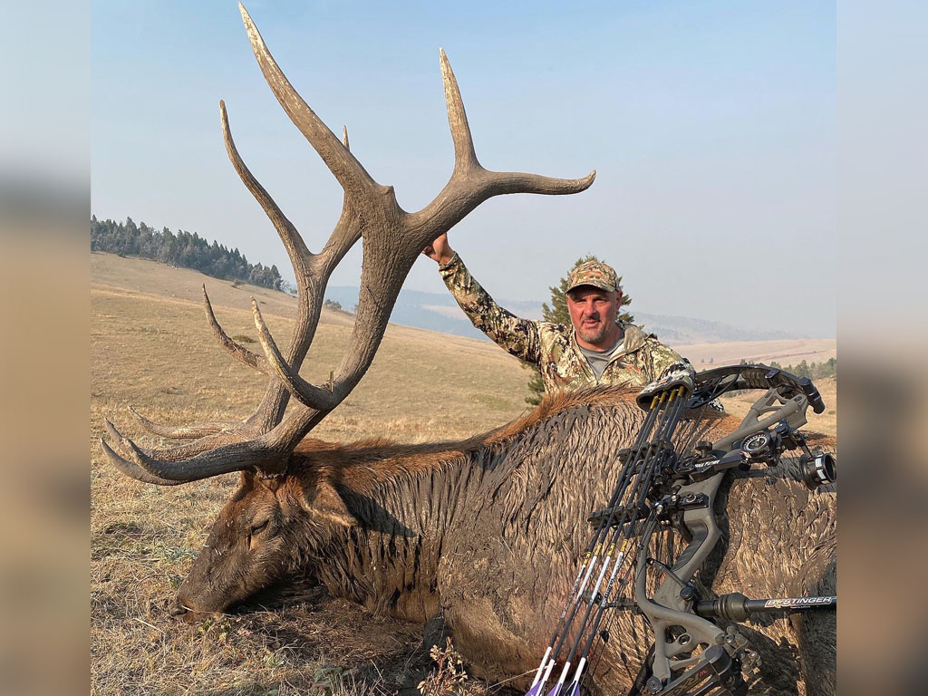 Hammer 'Em Outfitters Montana Hunting - 2020 Elk 11