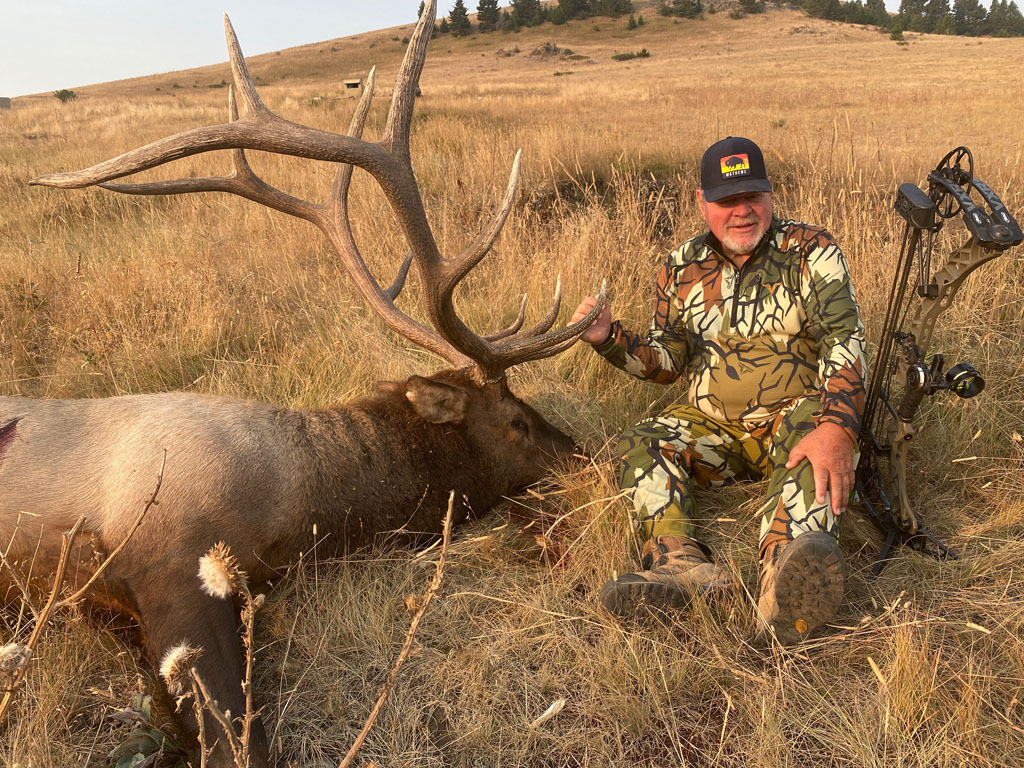 Hammer 'Em Outfitters Montana Hunting - 2020 Elk 18