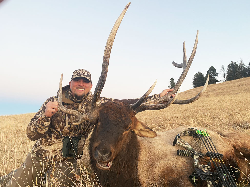 Hammer 'Em Outfitters Montana Hunting - 2020 Elk 23